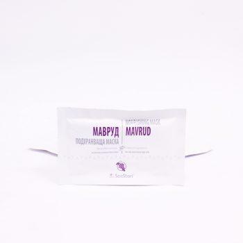 Кална Маска Подхранваща Мавруд с масло от гроздови семки 15 мл.